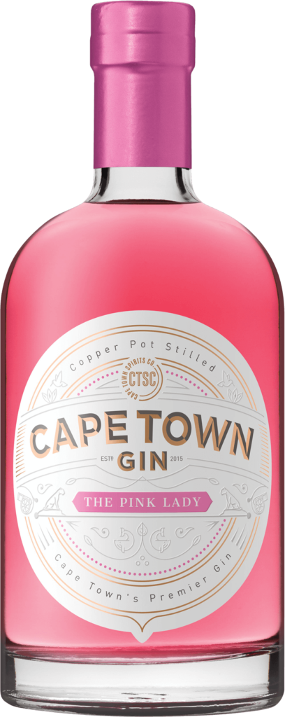 Cape Town Gin | Pink Lady Gin