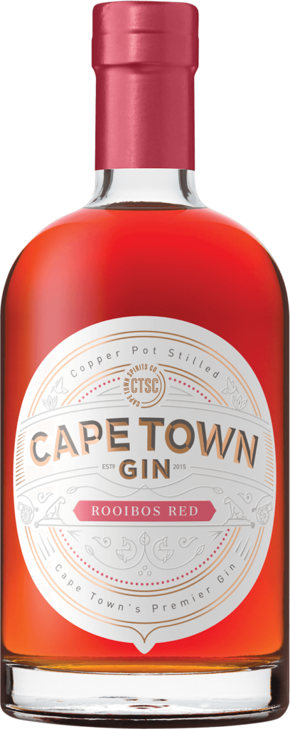 Cape Town Gin | Rooibos Red Gin