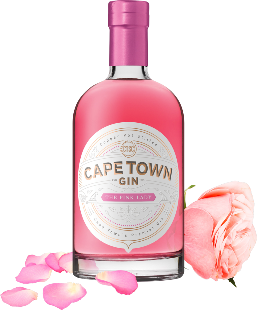 Cape Town Gin | Pink Lady